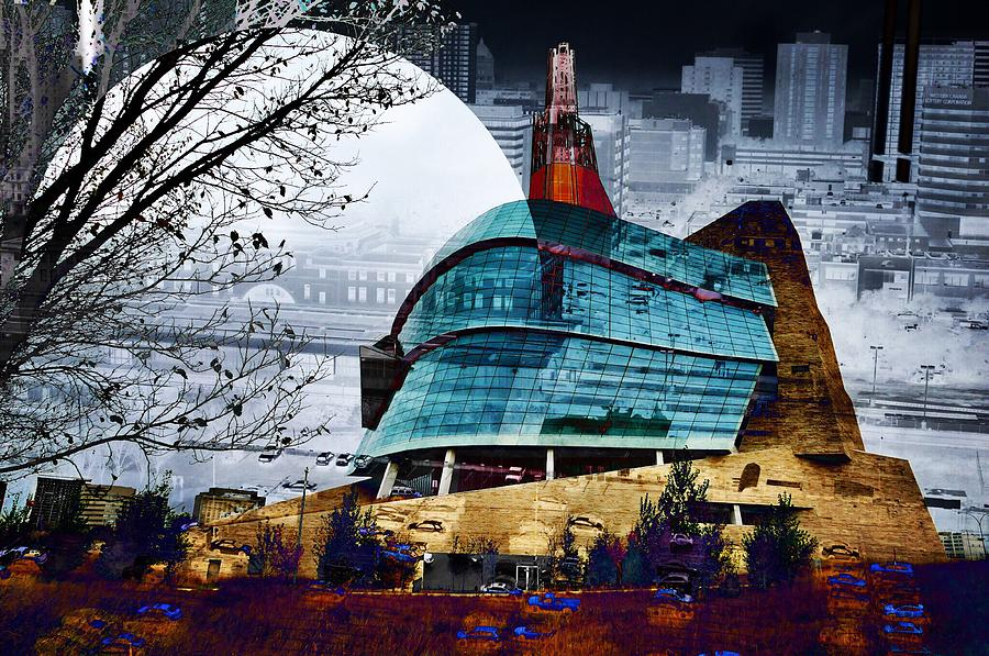 Canadian Museum for Human Rights by Julius Reque