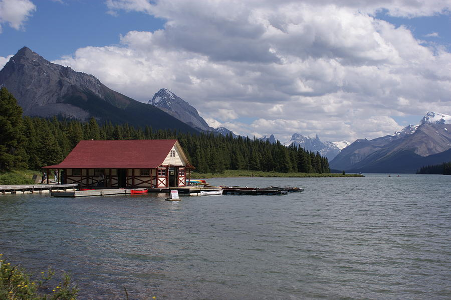 Landscape Photograph - Canadian Rockies # 10 by Jegan G Raja