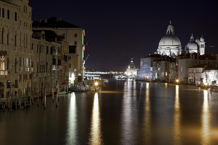 Grand Canal Photograph - Canal Grande - Venice by Joana Kruse