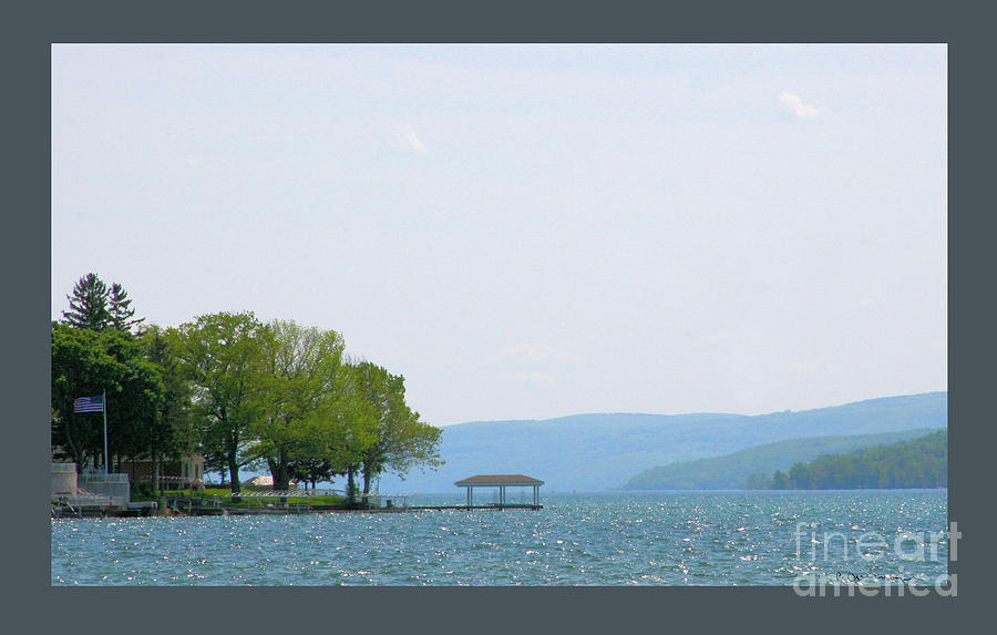 Canandaigua Lake-II by Patricia Overmoyer