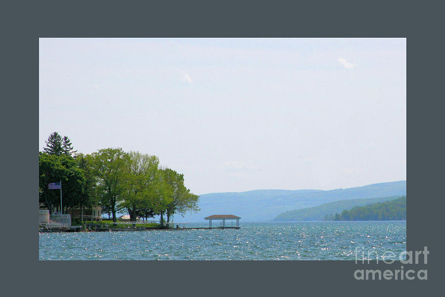 Canandaigua Lake by Patricia Overmoyer