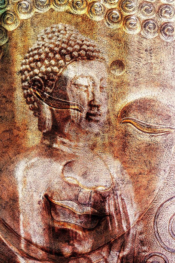 Canarian Buddha by 2bhappy4ever