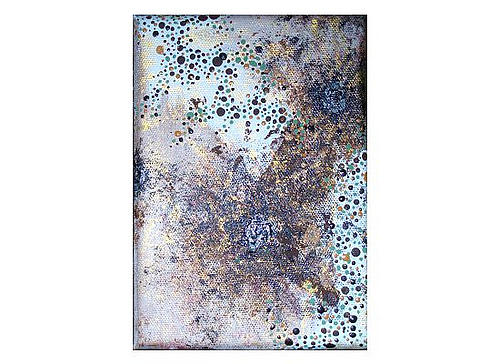 Dots Painting - Cancer by Kristin Miller