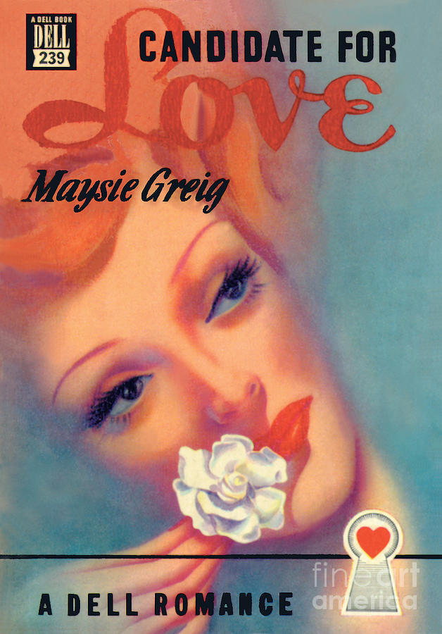 CANDIDATE FOR LOVE by Gerald Gregg