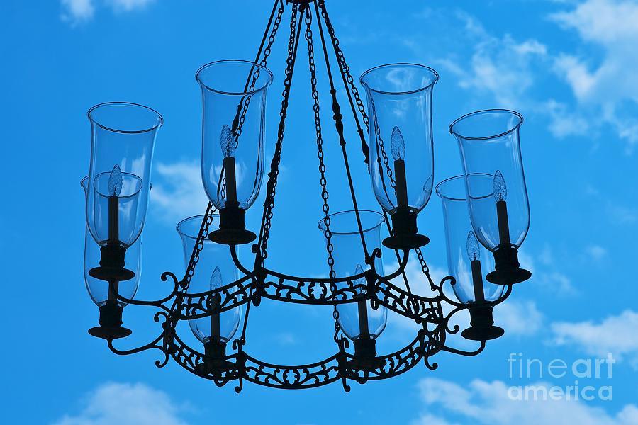 Light Photograph - Candle In The Sky by Hideaki Sakurai