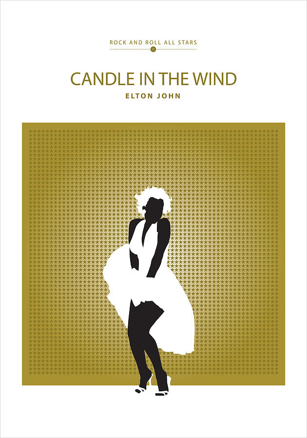Candle In The Wind -- Elton John by David Davies