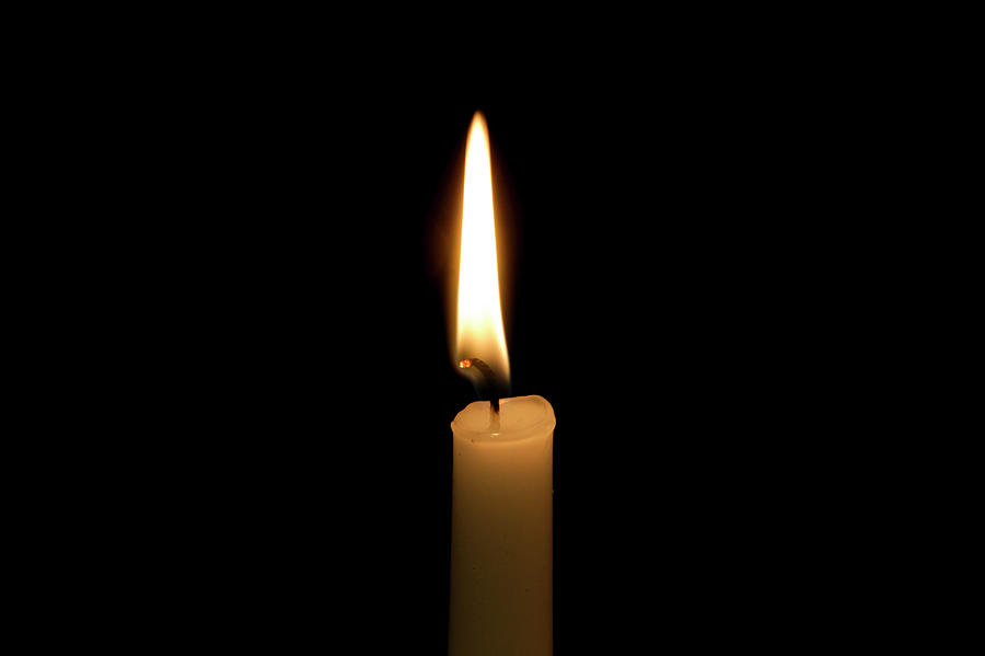 Candle Light Photograph
