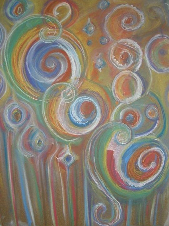 Candy Land Pastel by Philip Arnzen-Jones