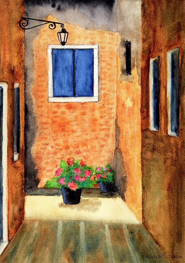 Cannaregio Alley, Venice by Patricia Beebe