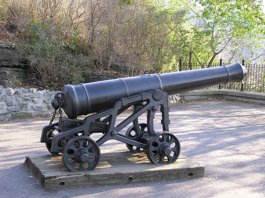 Cannon Photograph - Cannon by Richard Mitchell