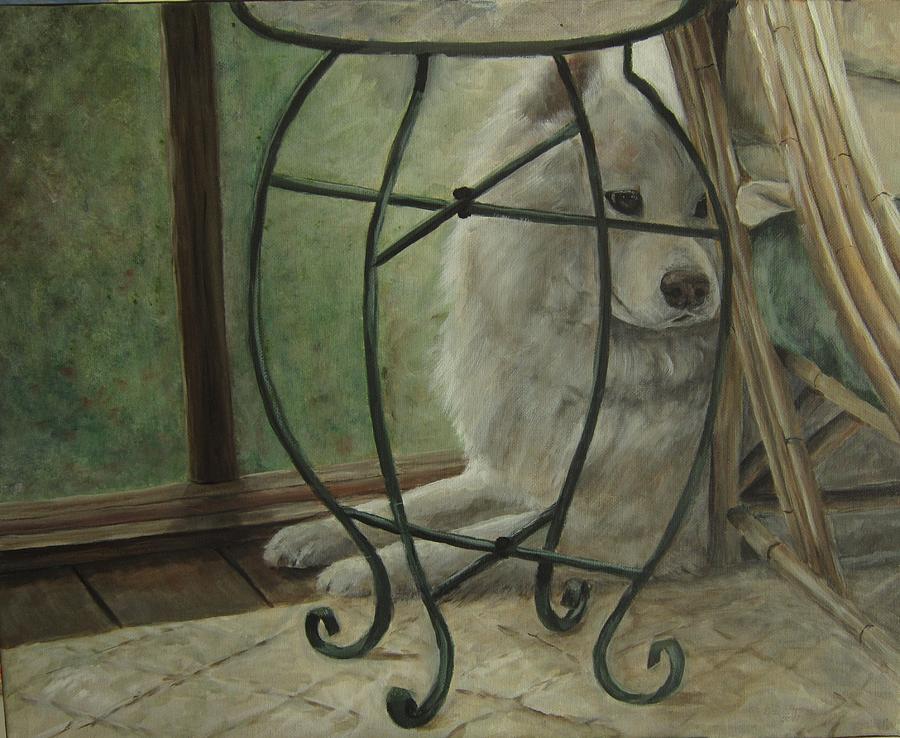 Can't See Me Here by Elizabeth Ellis