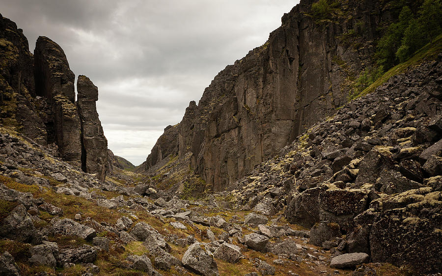 Best Photograph - Canyon Aku Aku by Konstantin Dikovsky