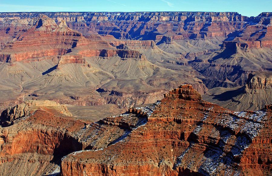 Arizona Photograph - Canyon Beauty by Kami McKeon