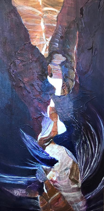 Southwest Painting - Canyon Light by Kim Wall