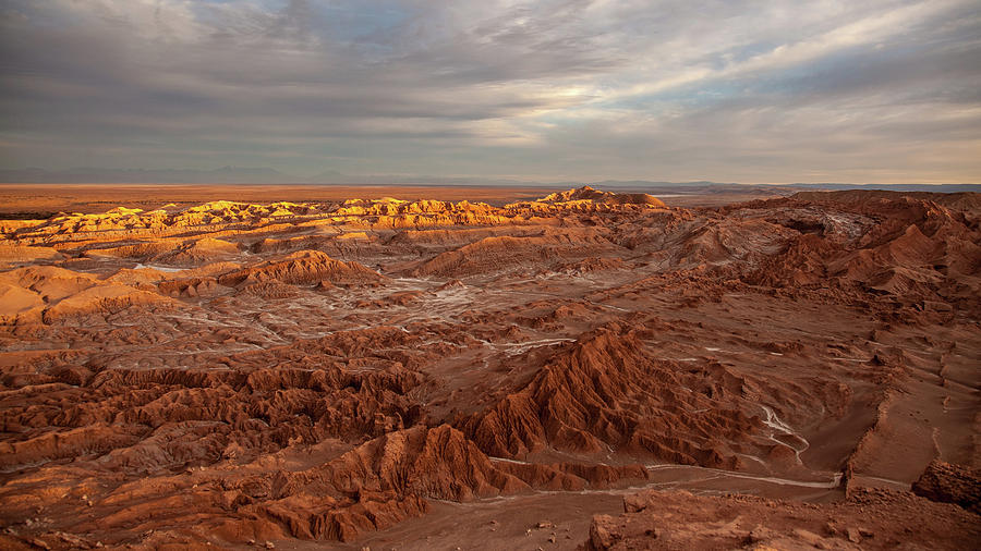 Canyon Sunset by Stephen Dennstedt