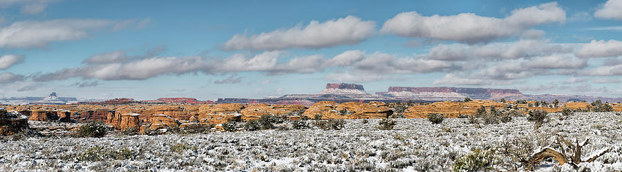 Utah Photograph - Canyonlands by Mike Herdering