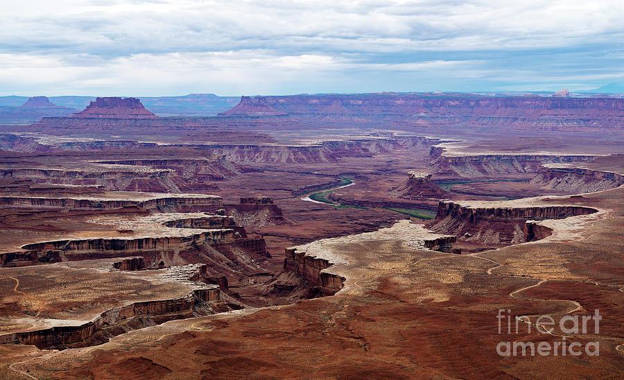 Horizontal Photograph - Canyonlands National Park, Utah by Patrick McGill