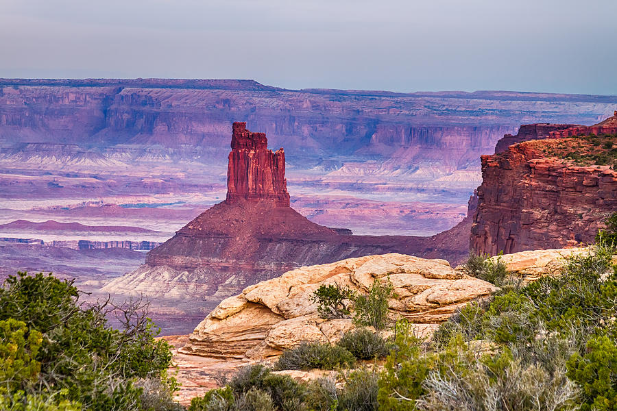 Canyonlands Utah Views Photograph