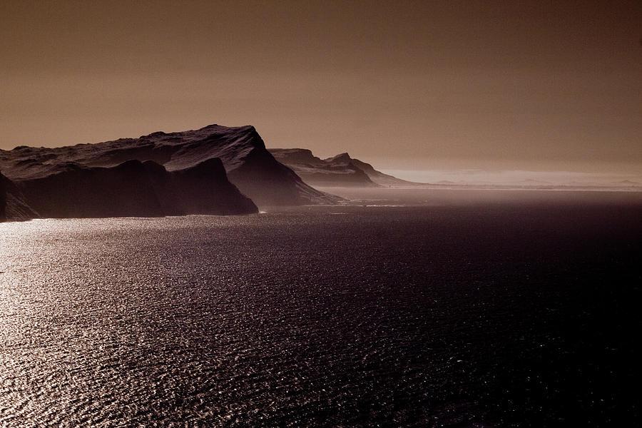 Cape Agulhas Photograph - Cape Agulhas South Africa by G Wigler