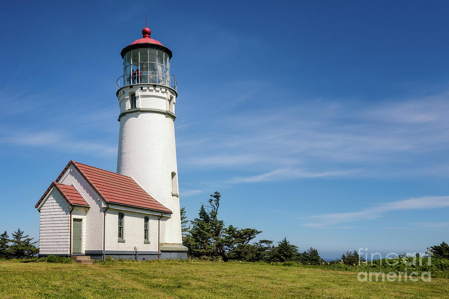 Cape Blanco Lighthouse 4 by Al Andersen