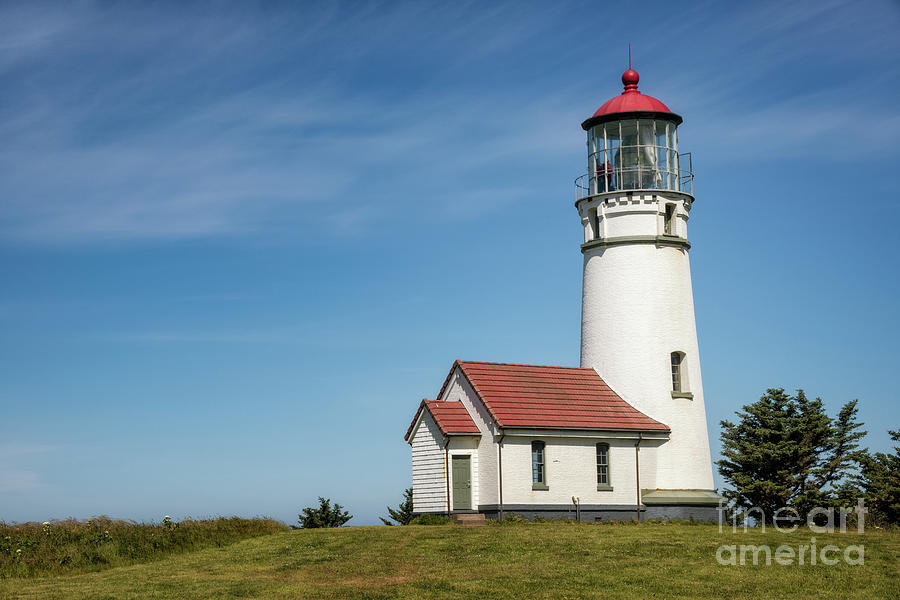 Cape Blanco Lighthouse 6 by Al Andersen
