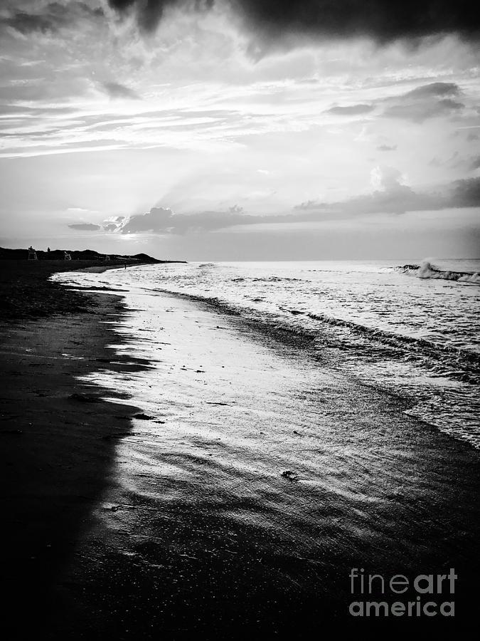 Cape Cod Beach Sunset Photograph by JMerrickMedia