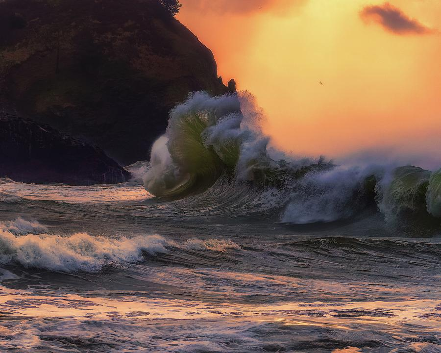 Cape Disappointment 4 by Thomas Hall