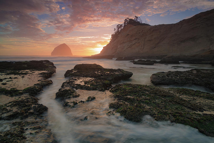 Cape Kiwanda at Sunset by Brian Bonham