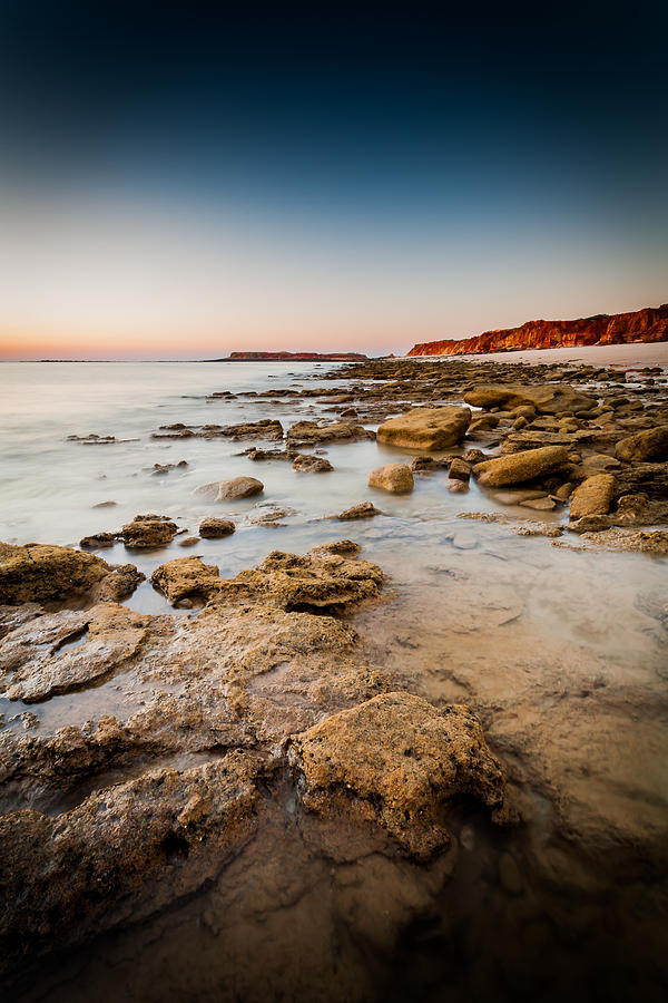 Broome Photograph - Cape Leveque by George Harris