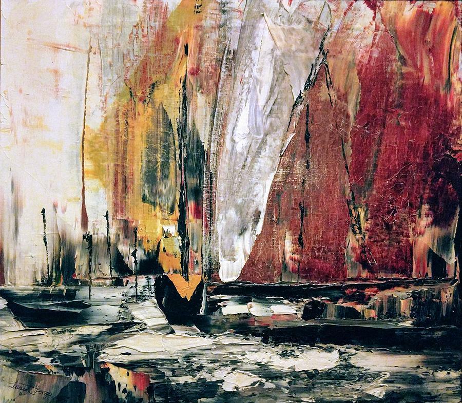 Cape Of Good Hope Painting - Cape of Good Hope by Edward Longo
