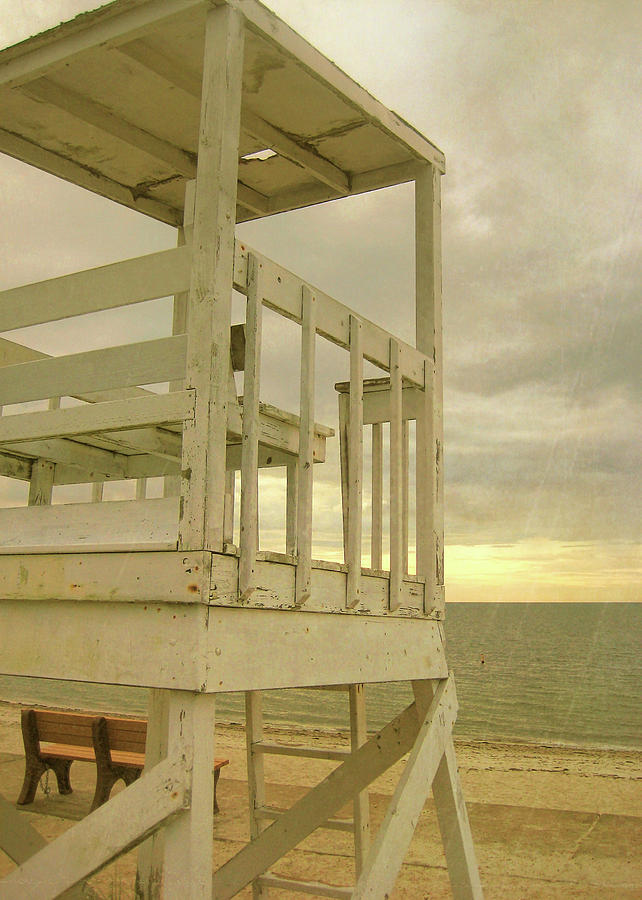 Ocean Photograph - Cape Watch by JAMART Photography