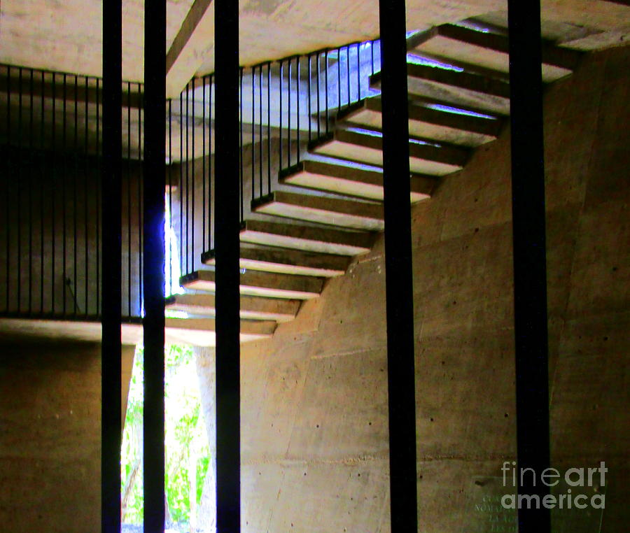 Bnkr Arquitectura Photograph - Capilla Del Atardecer 7 by Randall Weidner
