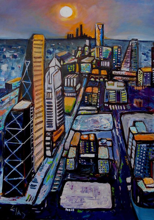 Capital City by Eric Shelton