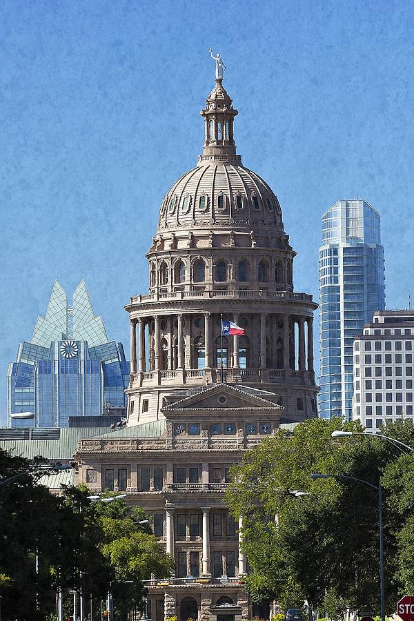 Capitol Dome Photograph