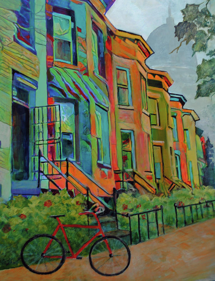 Capitol Hill in Living Color by Kay Fuller