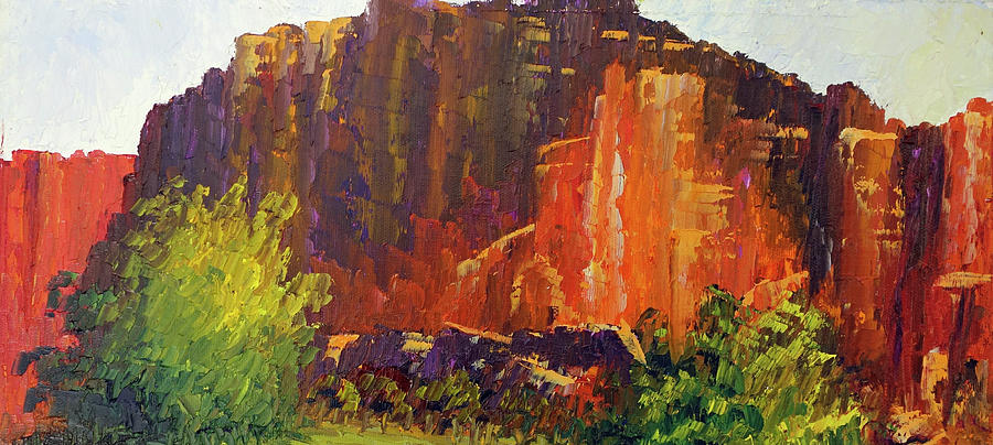 Capitol Reef Morning by Terry Chacon