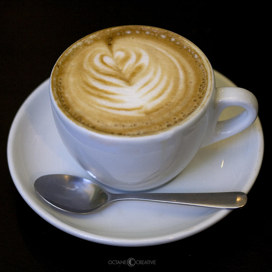 Coffee Photograph - Cappuccino by Tim Nyberg