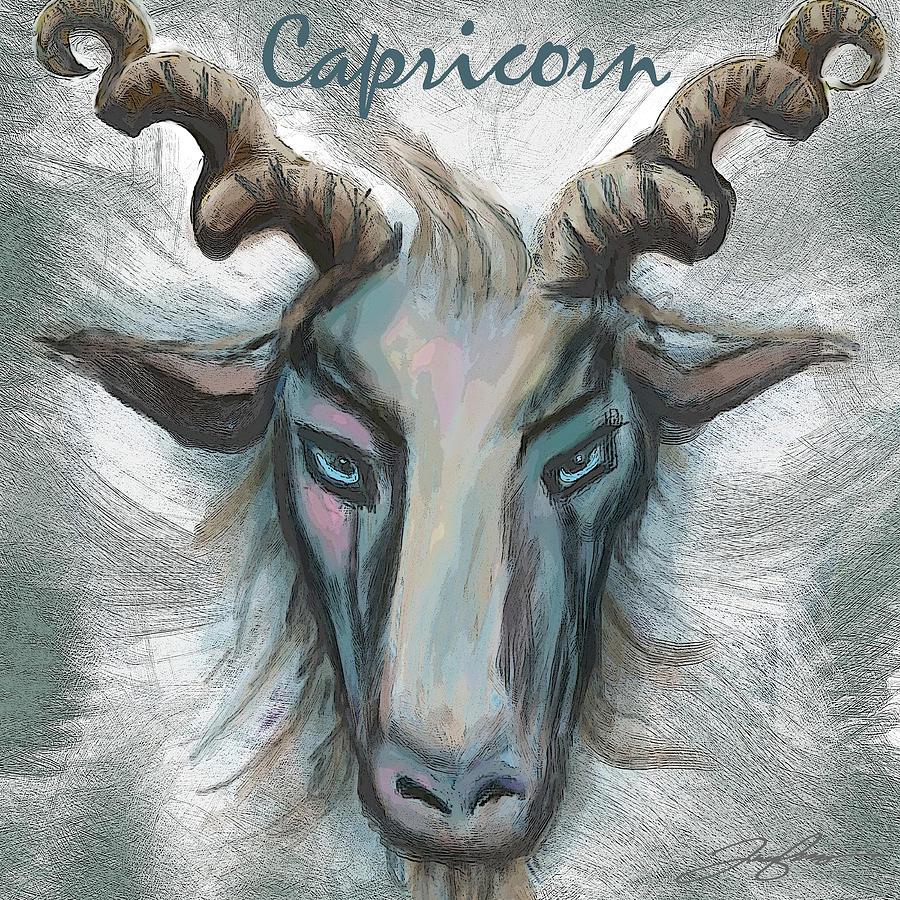 Capricorn by Tony Franza