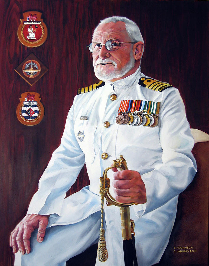 Capt John Lamont by Tim Johnson