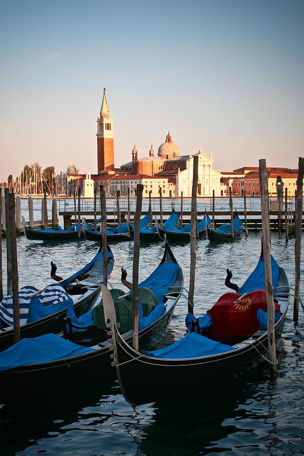 Venice Photograph - Capturing Venice  by Carl Jackson