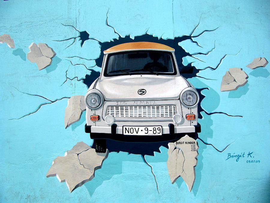 Graffiti Digital Art - Car Graffiti by Lynda Art