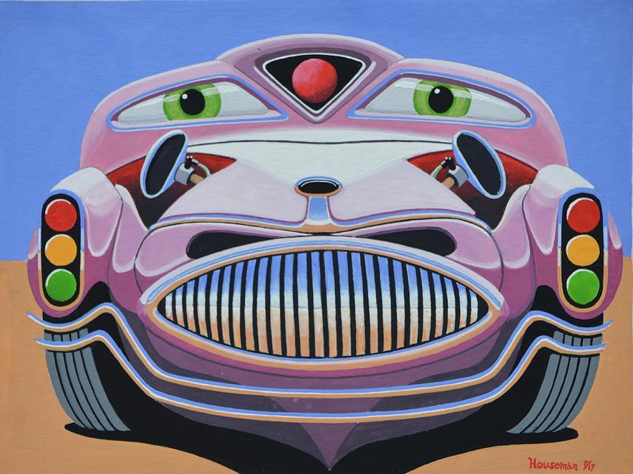 CAR GUY by John Houseman