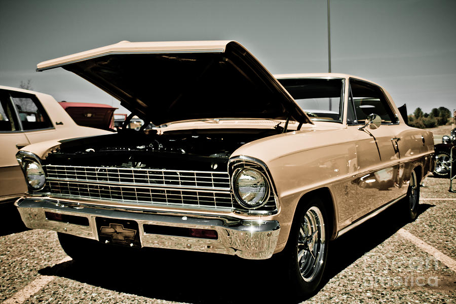 Chevrolet Photograph - Car Show by Brenton Woodruff