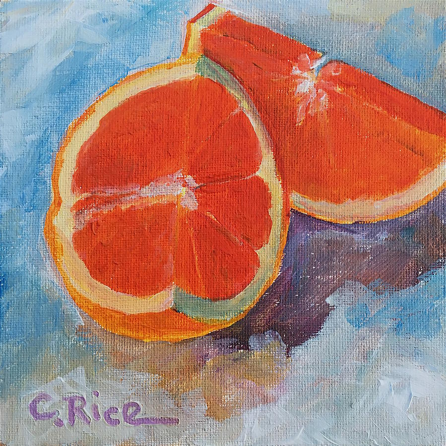 Cara Cara Orange by Chris Rice