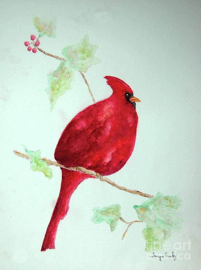 Cardinal by Tamyra Crossley