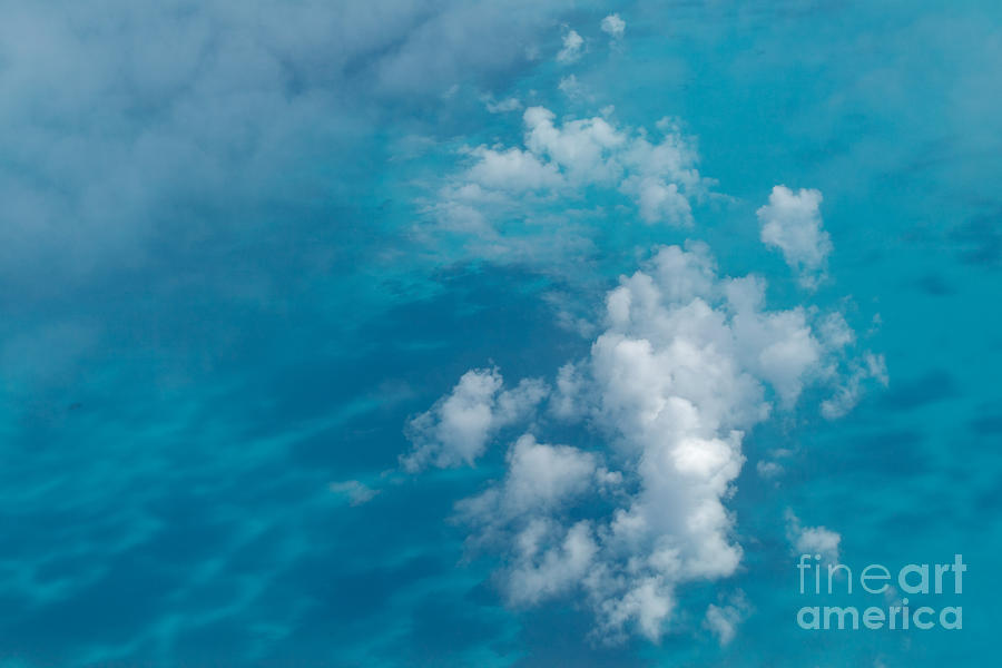 Caribbean Abstraction by Charles Kozierok