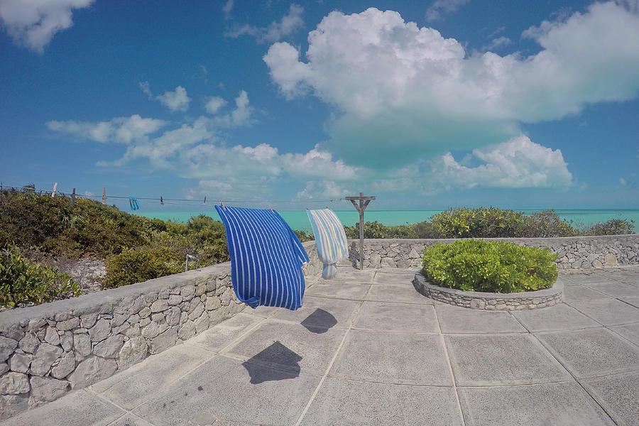 Caicos Photograph - Caribbean Lovely Day by Betsy Knapp