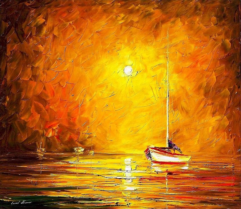 Famous Palette Knife Painting Artists