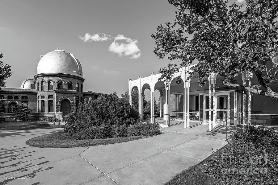 Carleton College Photograph - Carleton College Goodsell Observatory by University Icons