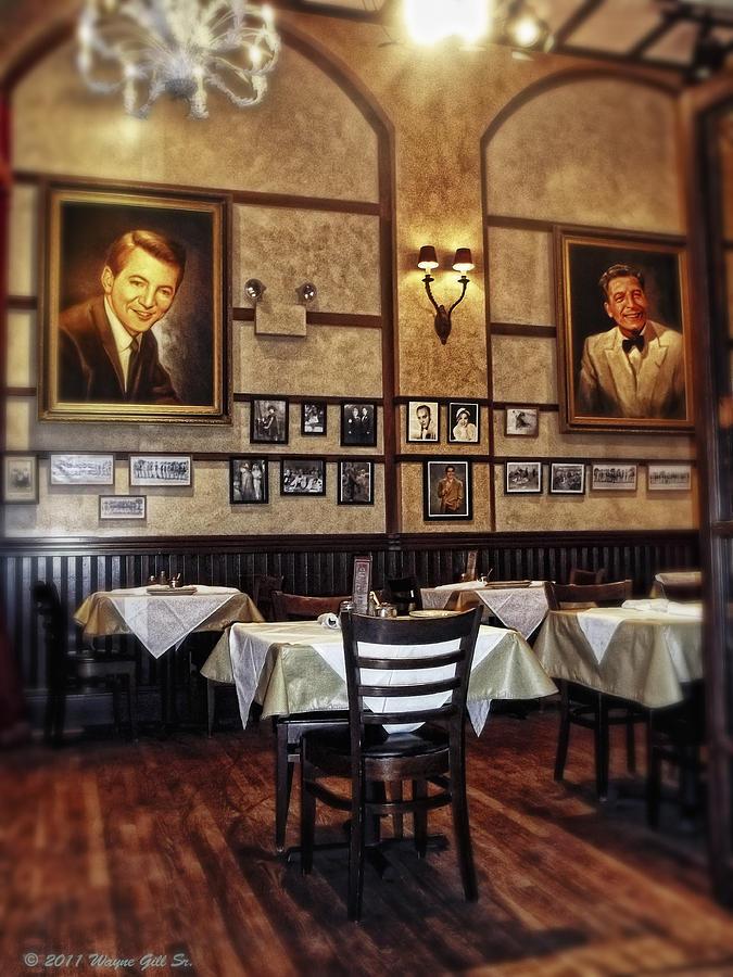 Restaurant Photograph - Carmines by Wayne Gill